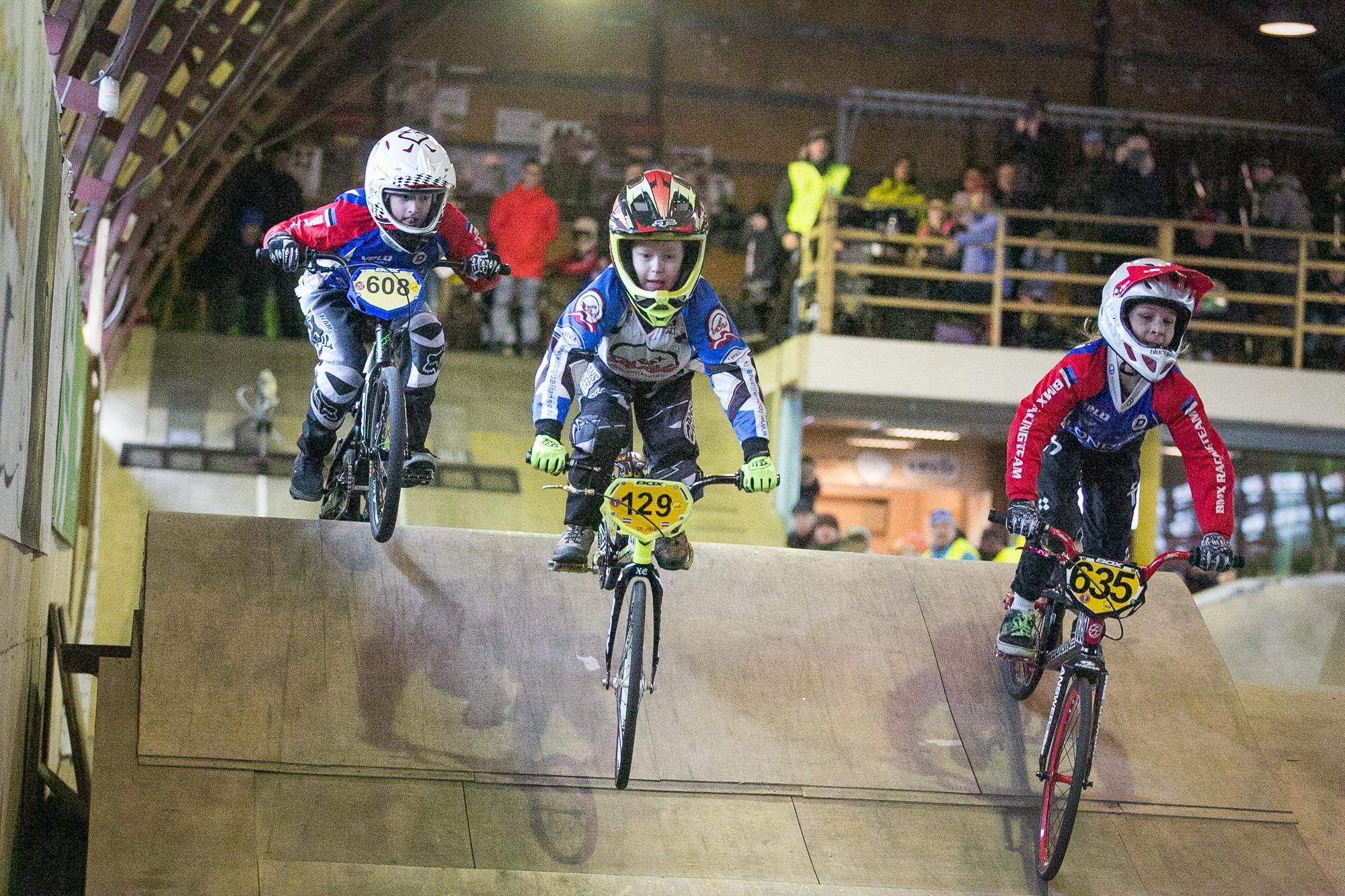 Tartus toimus Tartu Linna Talviste karikavõistluste III etapp BMX krossis, millest võttis osa 90 ratturit 9 klubist, kohal olid ka Läti ratturid.