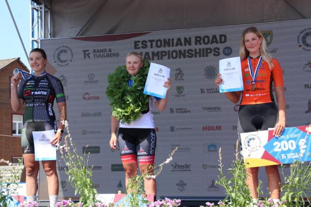 Rand&Tuulberg Eesti meistrivõistlused grupisõidus 2021
