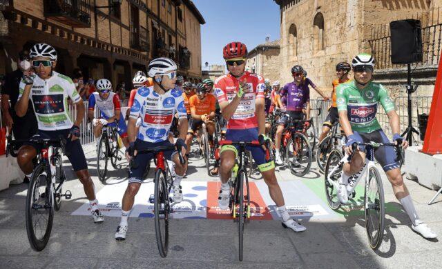 Vuelta 2021 Rein Taaramäe 4.etapp