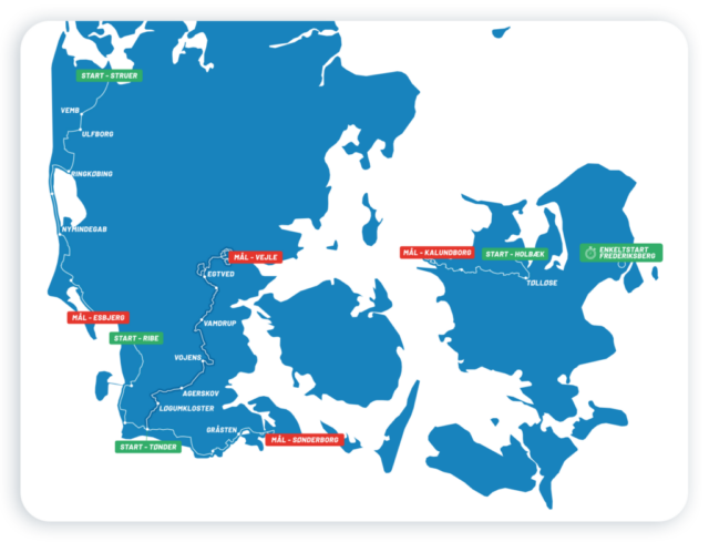 Tour of Denmark 2021