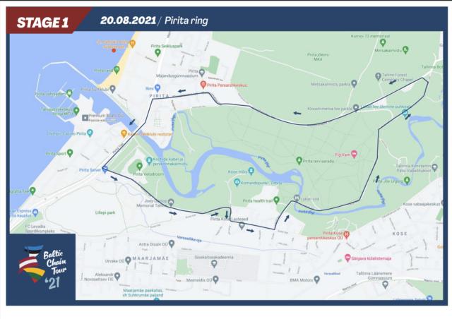 Lauri Ausi GP 2021