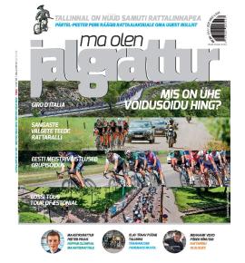 "Ajakiri ""ma olen jalgrattur"""