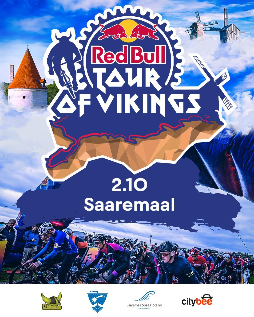 RedBull Tour of Vikings