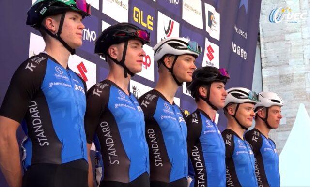 UEC 2021 Men Junior - Individual Road Race